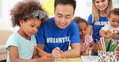 volunteering with americorps