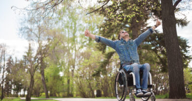 Learn to Move Past Disabilities (Video)