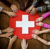 Red Cross Offers Help in Emergencies