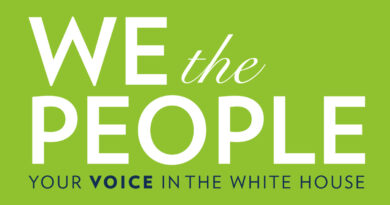 Petition the White House for Change