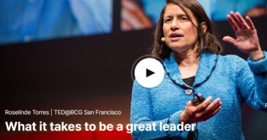 What it Takes to be a Great Leader