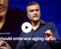 How to Embrace Aging